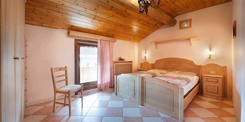 Appartamenti Baita Carosello - Una camera