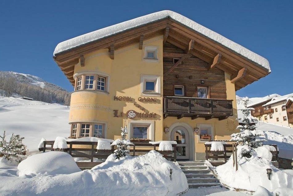 Hotel Garnì La Suisse Livigno