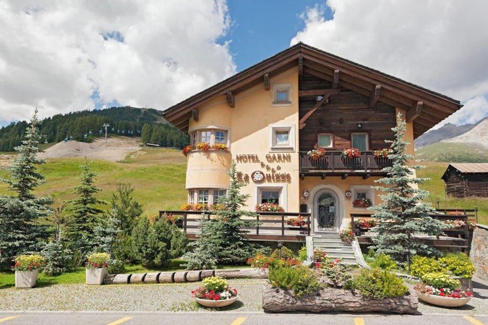 Foto Hotel La Suisse