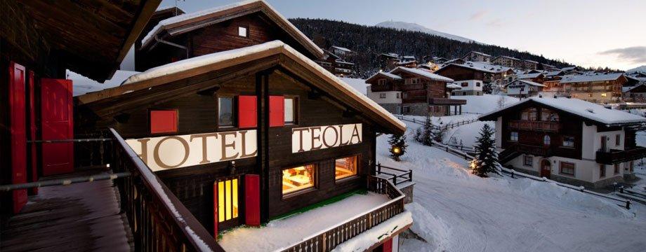 Foto Hotel Teola