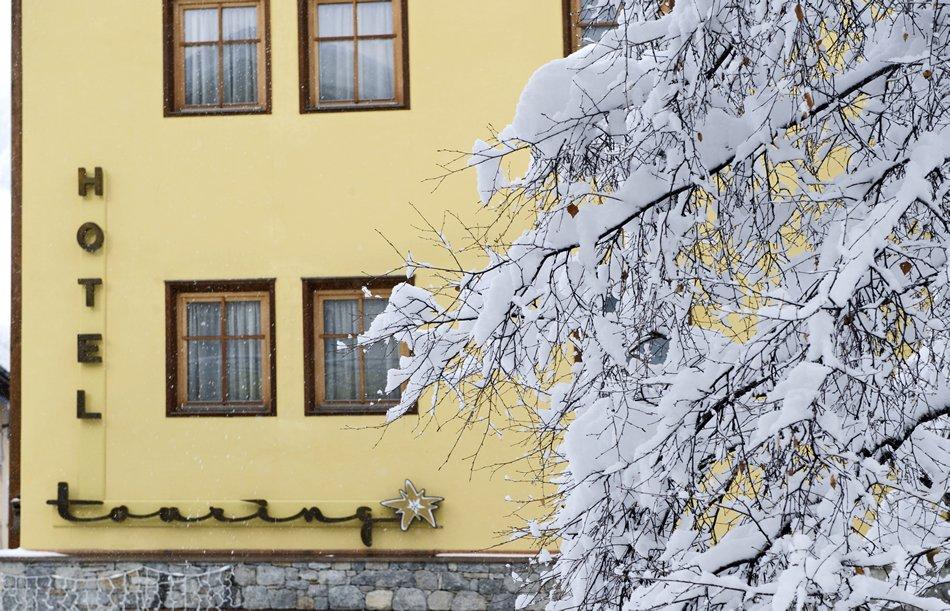 Hotel Touring (Livigno) - Esterno struttura