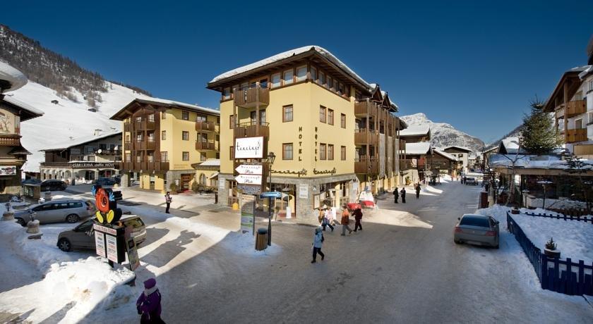 Hotel Touring (Livigno) - La struttura