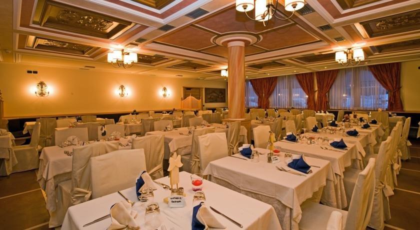 Hotel Touring (Livigno) - Ristorante