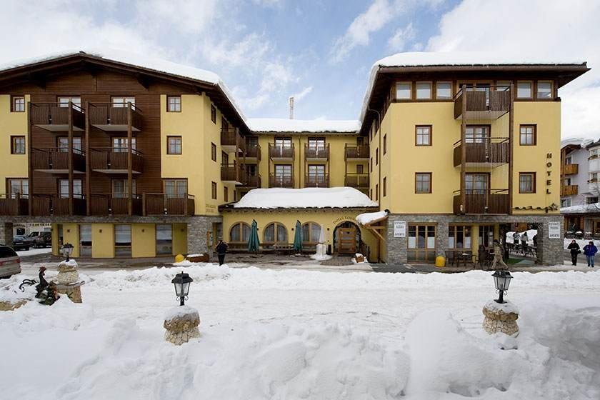 Hotel Touring (Livigno) Livigno