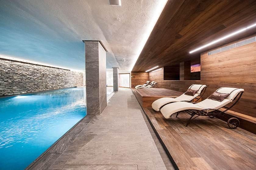 Hotel Touring (Livigno) - Piscina coperta