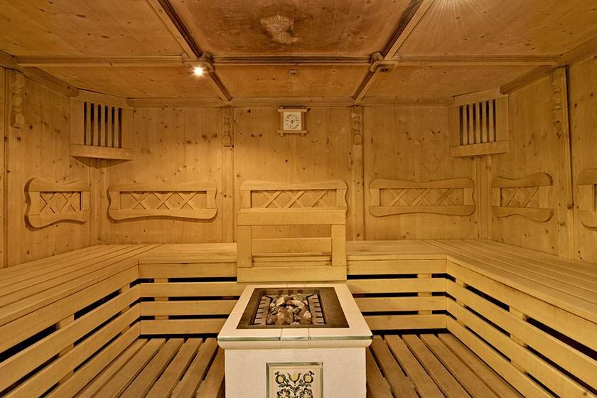 Hotel Touring (Livigno) - Sauna